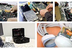 تعمیر تخصصی دستگاه اکوکاردیوگرافی
