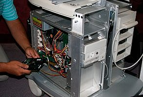 تعمیر دستگاه سونوگرافی